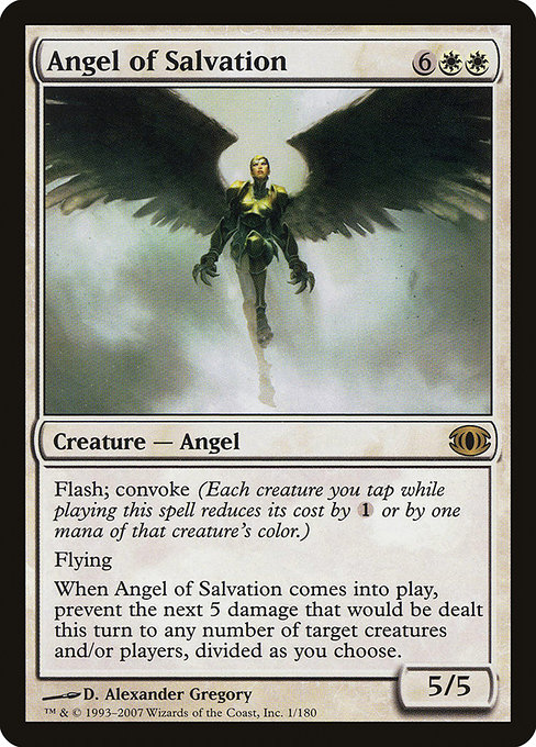 Angel of Salvation (FUT)