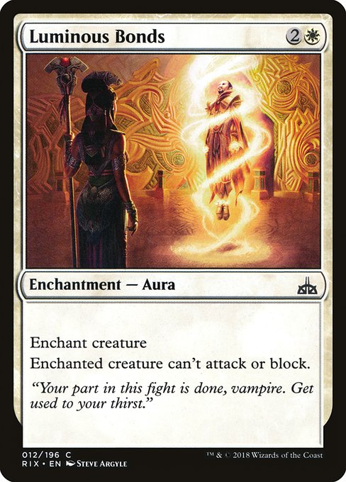 Luminous Bonds (RIX)