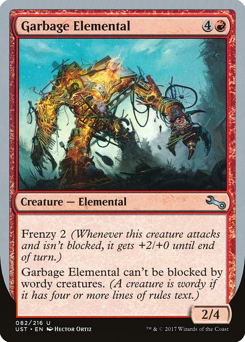 Garbage Elemental (UST)