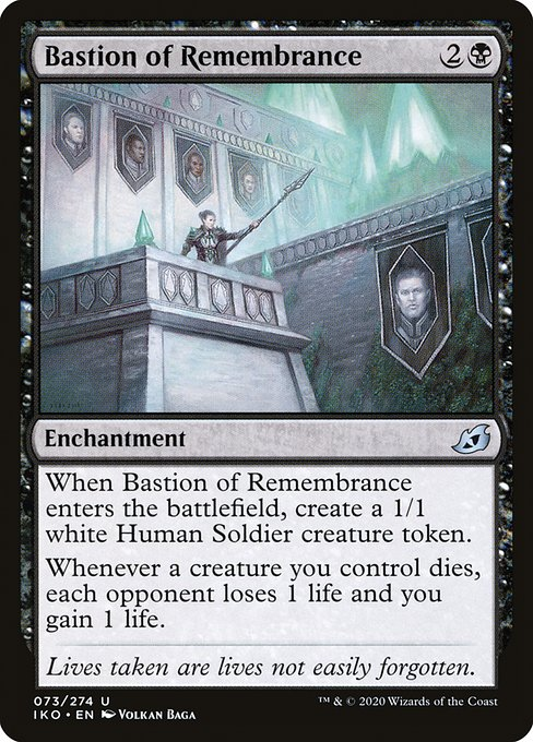 Bastion of Remembrance (IKO)