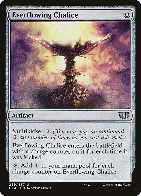 Everflowing Chalice (C14)