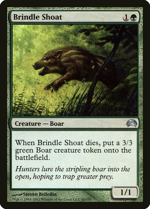 Brindle Shoat (PC2)