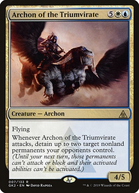 Archon of the Triumvirate (GK2)