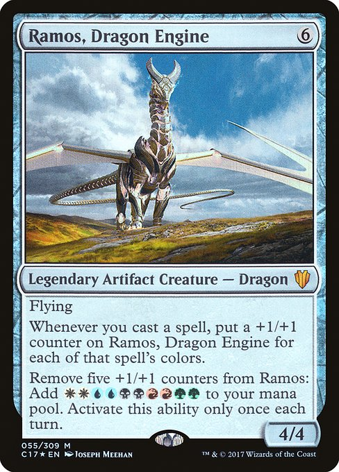 Ramos, Dragon Engine (C17)