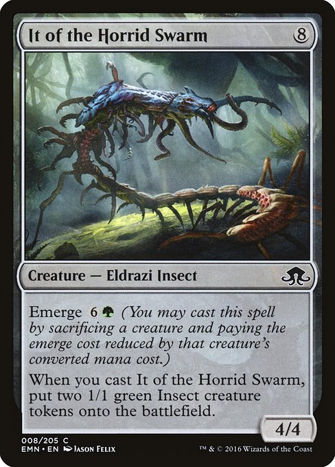 It of the Horrid Swarm (EMN)