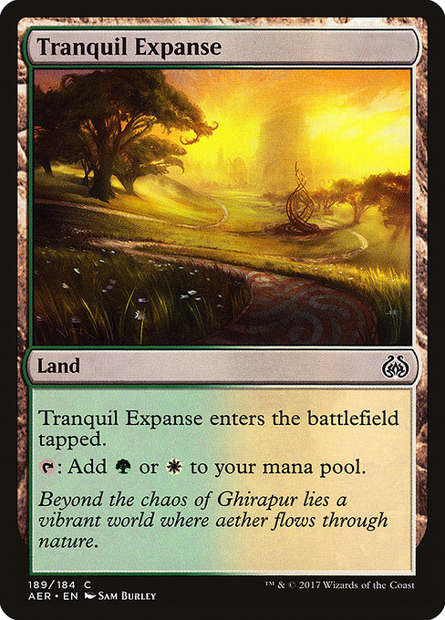 Tranquil Expanse (AER)