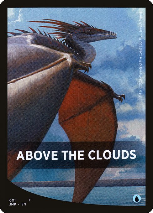 Above the Clouds (FJMP)