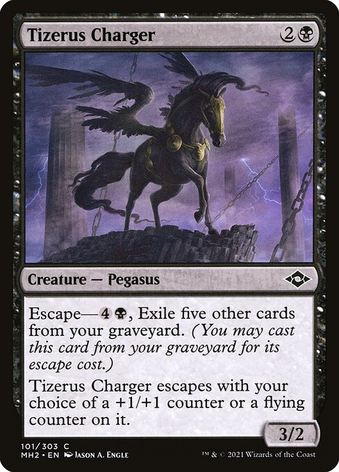 Tizerus Charger (MH2)