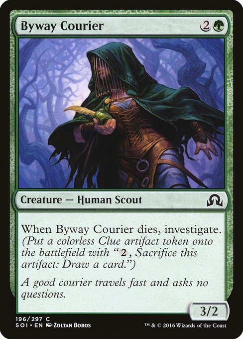 Byway Courier (SOI)
