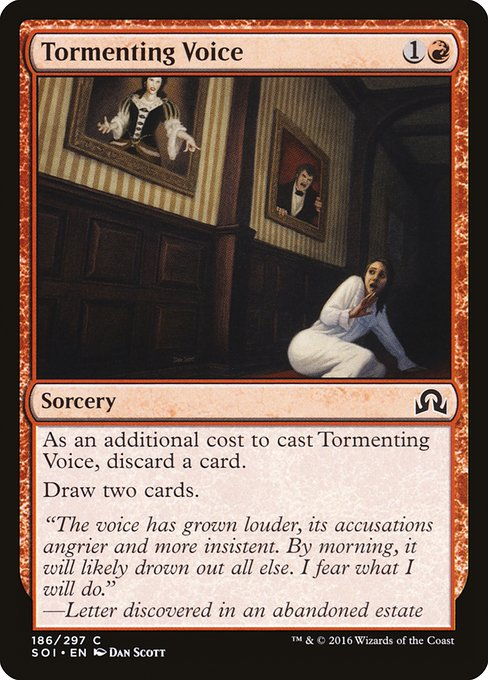Tormenting Voice (SOI)