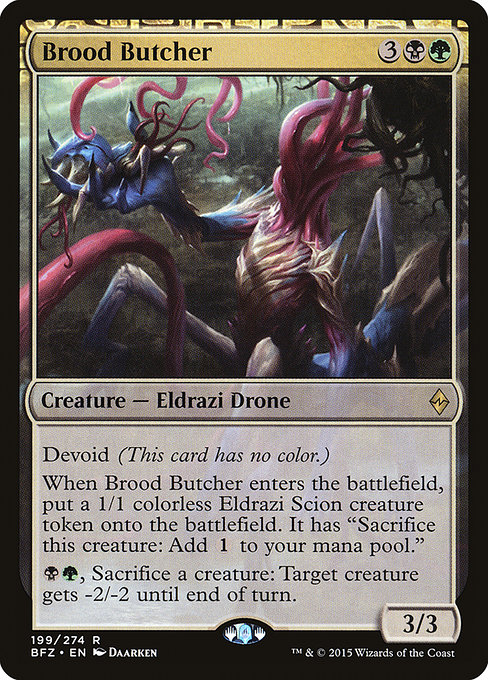 Brood Butcher (BFZ)