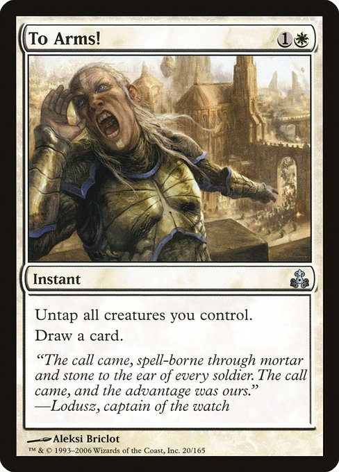 To Arms! (GPT)