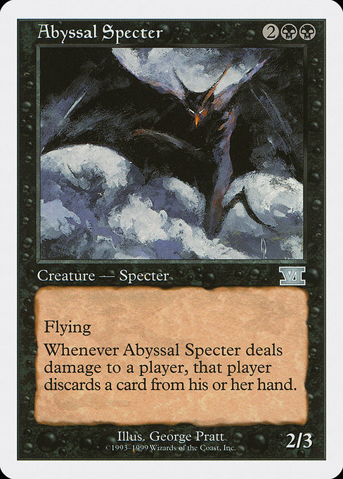 Abyssal Specter (BRB)