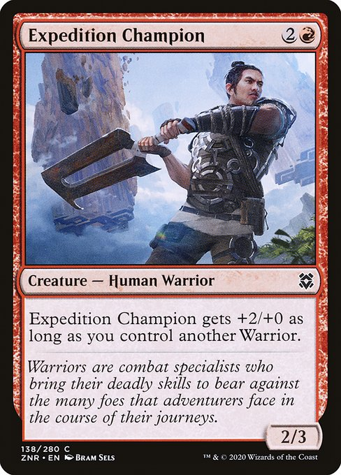 Expedition Champion (ZNR)