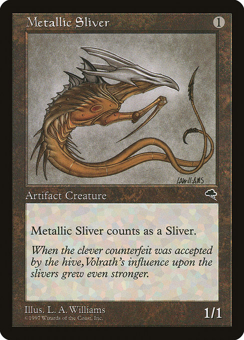 Metallic Sliver (TMP)