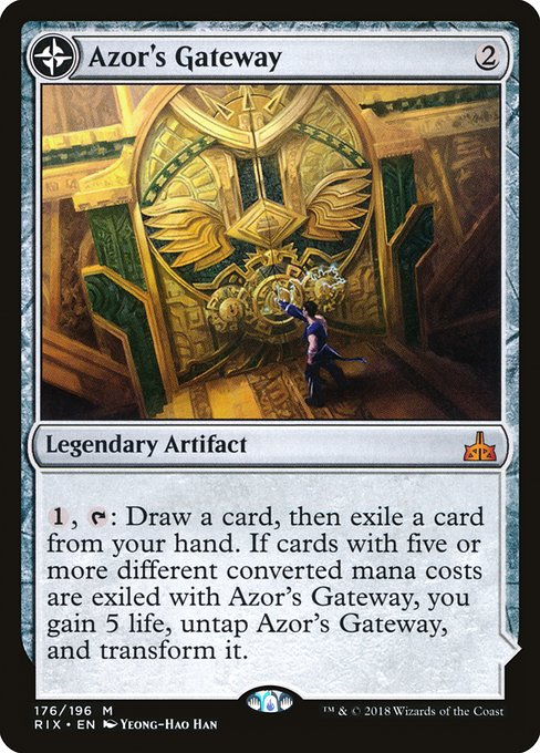 Azor's Gateway // Sanctum of the Sun (RIX)