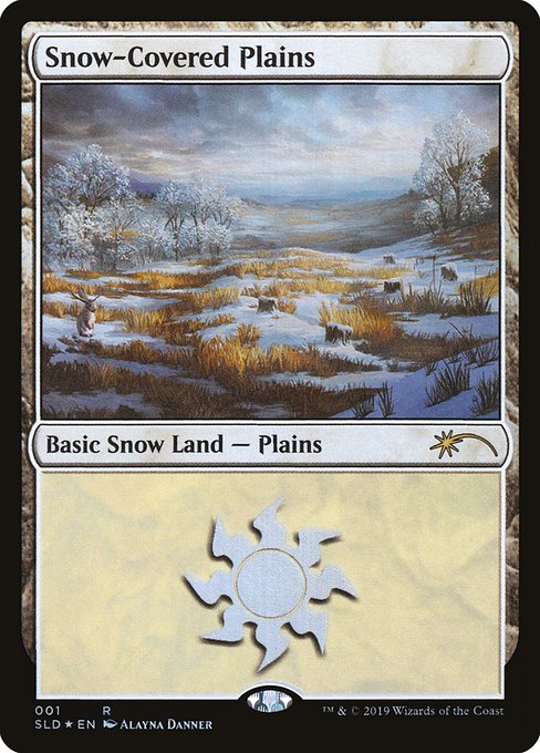 Snow-Covered Plains (SLD)