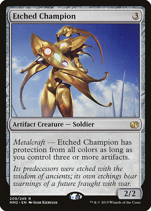Etched Champion (MM2)