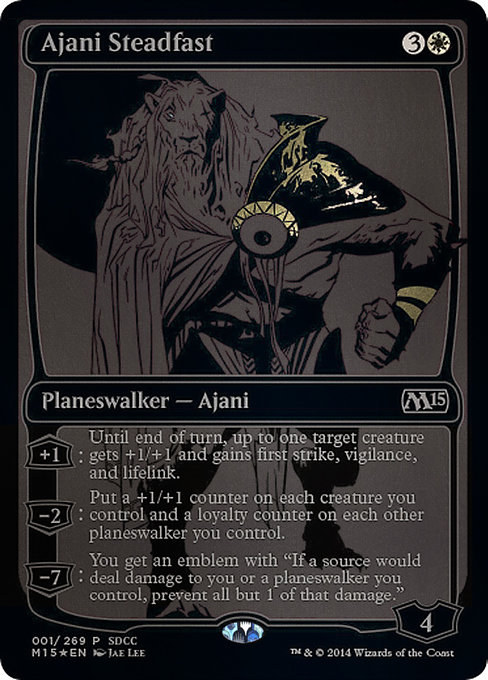 Ajani Steadfast (PS14)