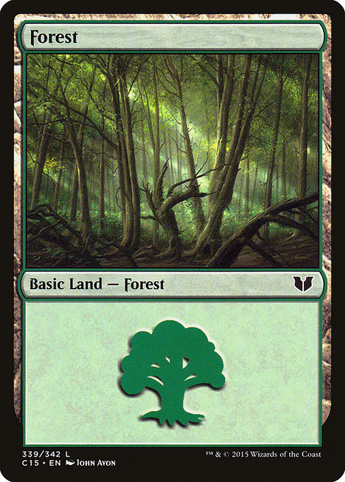 Forest (C15)