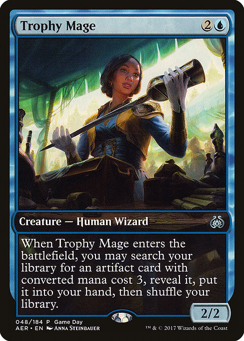 Trophy Mage (PAER)
