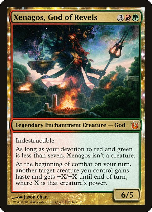 Xenagos, God of Revels (BNG)