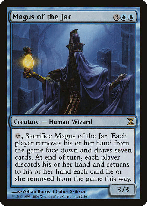 Magus of the Jar (TSP)