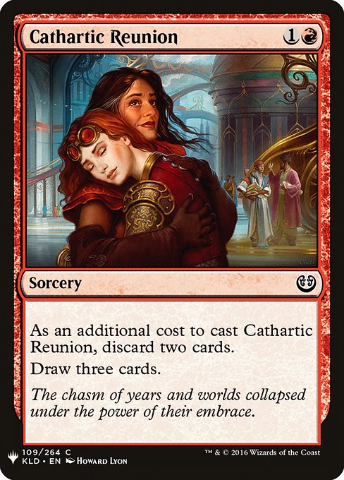 Cathartic Reunion (MB1)
