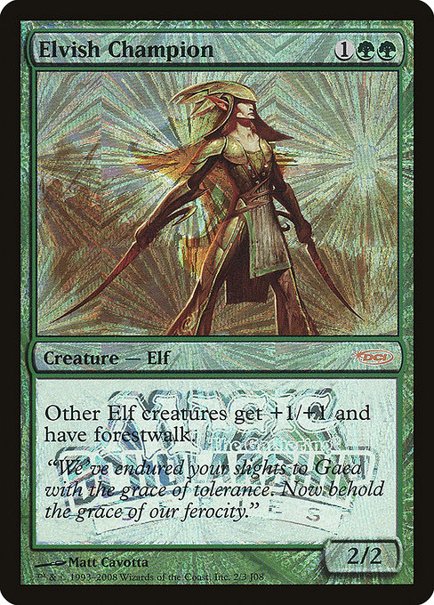 Elvish Champion (PSUS)