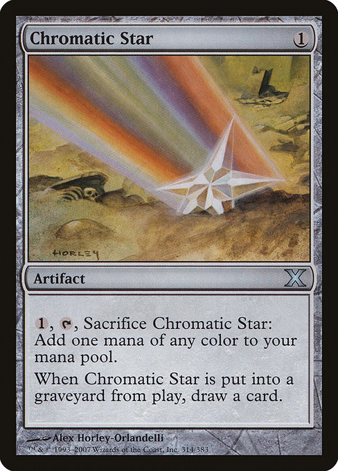 Chromatic Star (10E)
