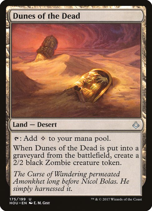 Dunes of the Dead (HOU)