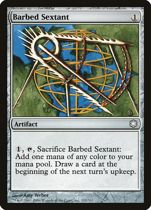 Barbed Sextant (CST)