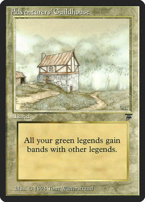 Adventurers' Guildhouse (LEG)