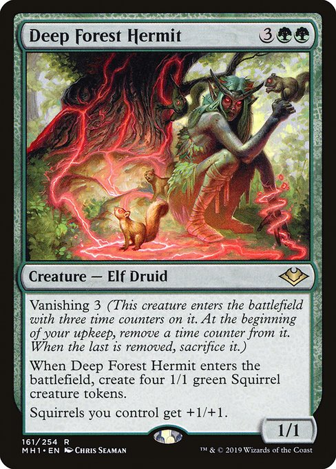 Deep Forest Hermit (MH1)