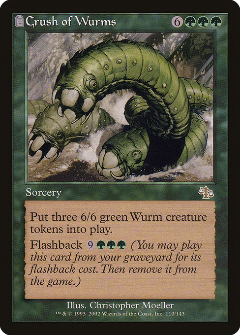 Crush of Wurms (JUD)