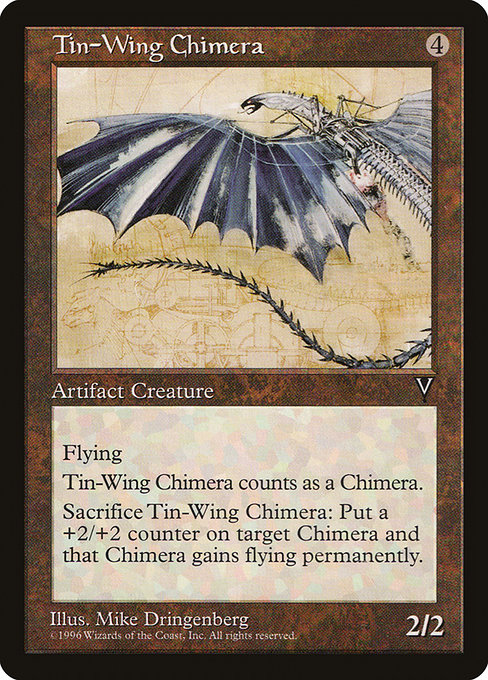 Tin-Wing Chimera (VIS)