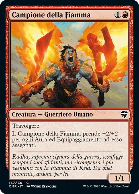 Champion of the Flame (CMR)