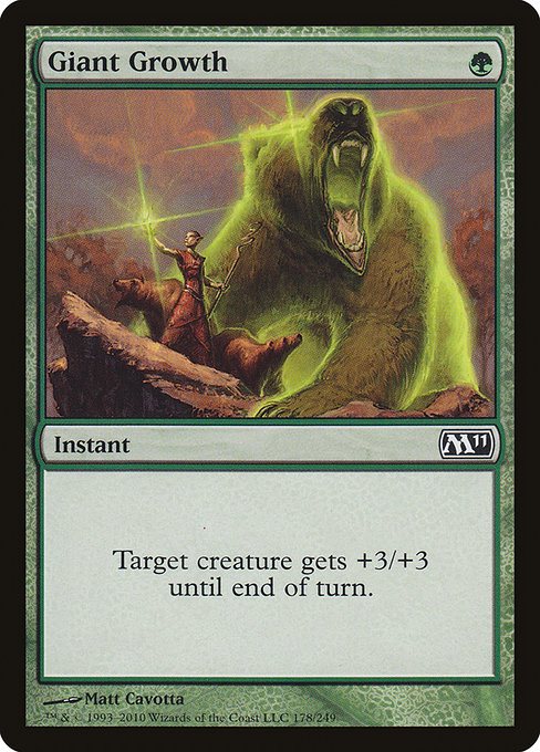 Giant Growth (M11)