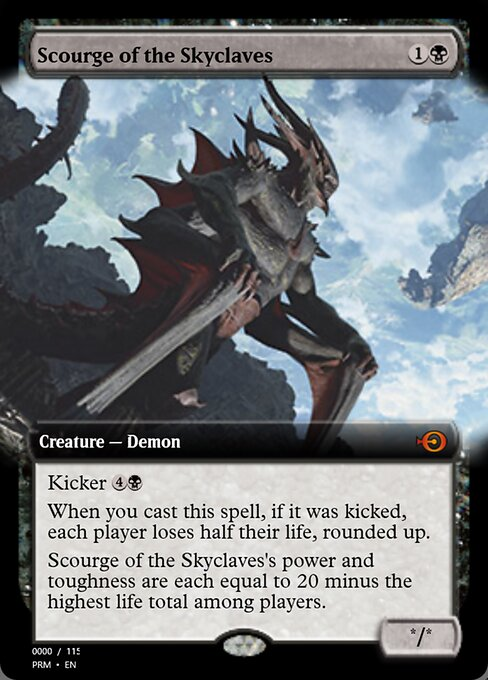 Scourge of the Skyclaves (PRM)
