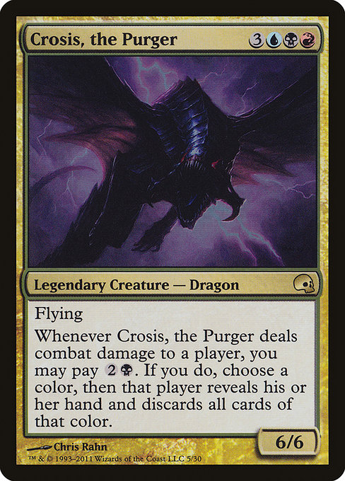 Crosis, the Purger (PD3)