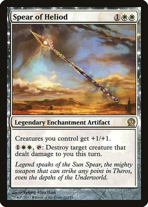 Spear of Heliod (THS)