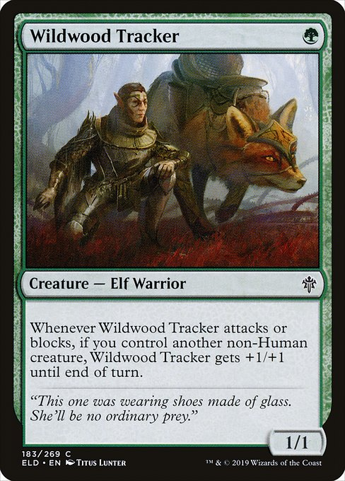 Wildwood Tracker (ELD)