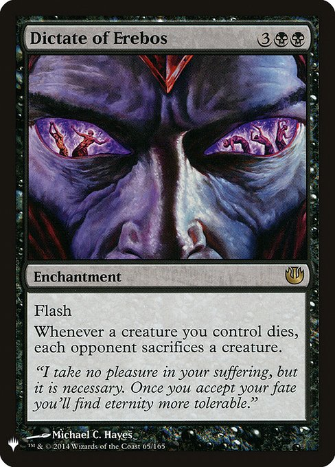 Dictate of Erebos (MB1)