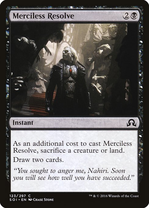 Merciless Resolve (SOI)