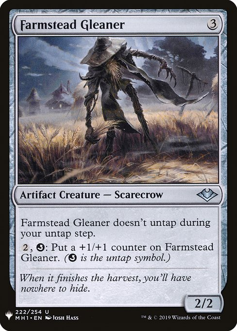 Farmstead Gleaner (MB1)