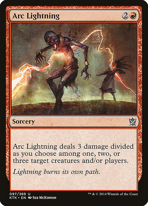 Arc Lightning (KTK)