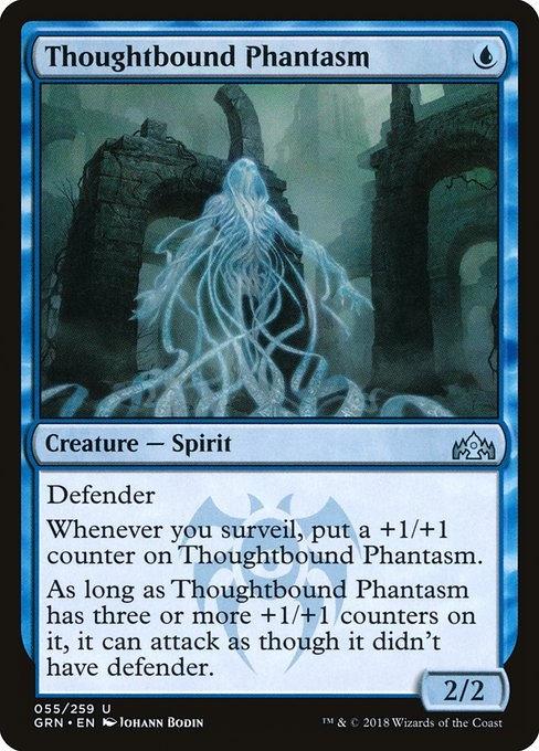 Thoughtbound Phantasm (GRN)