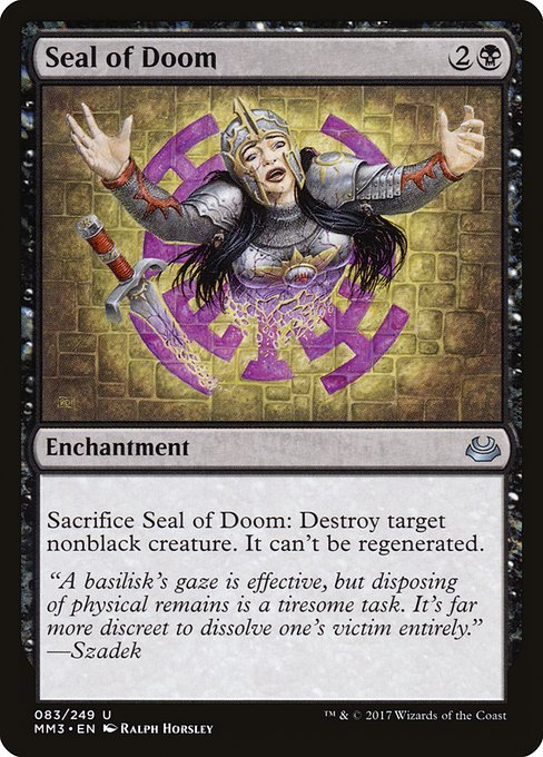 Seal of Doom (MM3)