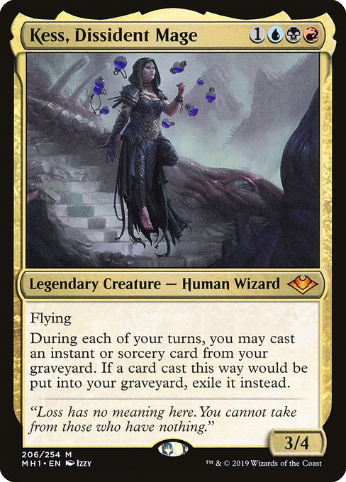 Kess, Dissident Mage (MH1)