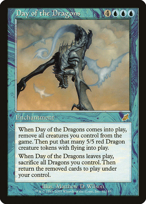 Day of the Dragons (SCG)